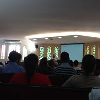 Photo taken at Salão Ellen White - UNASP-SP by anderson m. on 9/17/2014