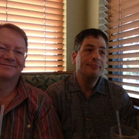 Photo taken at Aegean Cafe & Grill by Rick B. on 12/29/2012