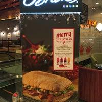 Photo taken at O'Briens Irish Sandwich Bar by Benjamin O. on 12/18/2015