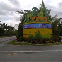 Photo taken at Zoo Miami by Jesy on 12/28/2012