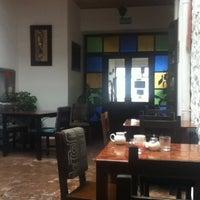 Photo taken at La Cigale by Giulia R. on 9/14/2012