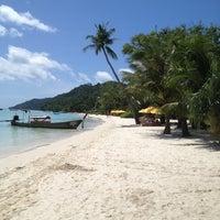 Photo taken at Zeavola Resort by Sasiprapa S. on 9/30/2012