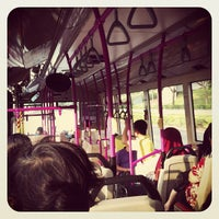 Photo taken at SBS Transit: Bus 53 by refinehere on 3/10/2013