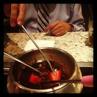 Photo taken at The Melting Pot by Gio C. on 10/11/2012