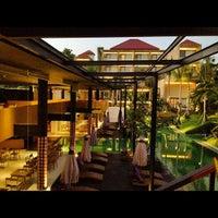 Photo taken at Centra Taum Resort Seminyak by Edy K. on 10/1/2012