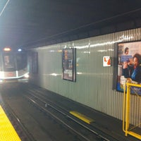 Photo taken at Finch Subway Station by Ariel T. on 5/4/2013