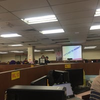 Photo taken at Pusat Komputer UTM (CICT) by Izlynn Natasha I. on 11/10/2016