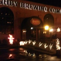 Photo taken at Willoughby Brewing Company by Ryan M. on 12/5/2012