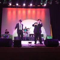 Photo taken at Wellington Amphitheater by BOB W. on 1/12/2013