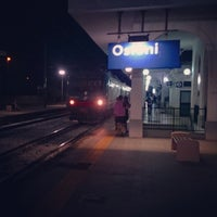 Photo taken at Stazione di Ostuni by Андрей М. on 8/14/2014