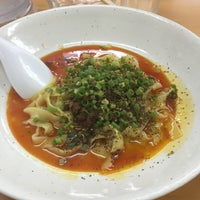 Photo taken at 四川担々麺 杏亭 by もか @. on 10/5/2016
