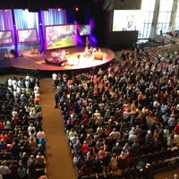 Photo taken at Willow Creek Community Church by CJ R. on 5/12/2013