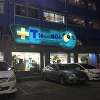Photo taken at Thonglor Pet Hospital by mind on 8/20/2016
