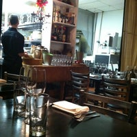 Photo taken at Luke Palladino by Katie F. on 12/31/2012