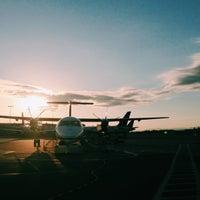 Photo taken at Spokane International Airport (GEG) by Candice I. on 7/6/2013