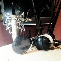 Photo taken at Soundwave Sound Studio by Travelin Matt H. on 8/26/2013