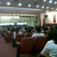 Photo taken at Dewan Seminar PUSAKA by Azman N. on 9/18/2012