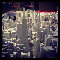 Photo taken at Chicago Architecture Foundation by Ina Y. on 11/16/2012