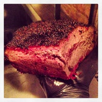 Photo taken at Delaney Barbecue: BrisketTown by Daniel D. on 4/28/2013
