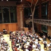 Photo taken at LSO St Luke's by London Symphony Orchestra on 2/3/2013