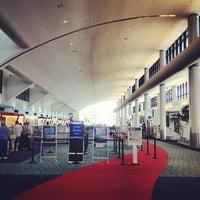Photo taken at Bishop International Airport (FNT) by val m. on 5/15/2013