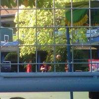 Photo taken at SMA Stella Duce 1 by natalino on 9/19/2012