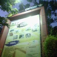 Photo taken at Gedung memorabilia taman pintar by natalino on 9/16/2012