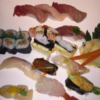 Photo taken at Sushi Masu by Rob H. on 7/24/2015