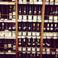 Photo taken at Wally's Wine & Spirits by Rob H. on 12/22/2012