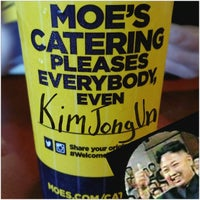 Photo taken at Moe's Southwest Grill by Wizzard on 4/6/2015