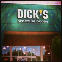 Photo taken at Dick's Sporting Goods by Wizzard on 7/28/2013