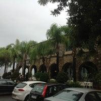Photo taken at Hotel Parador de Málaga Gibralfaro by Bekir K. on 11/7/2012