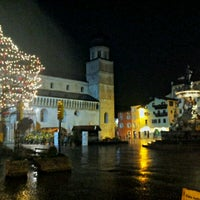 Photo taken at Piazza Duomo by Mikalai S. on 11/28/2012
