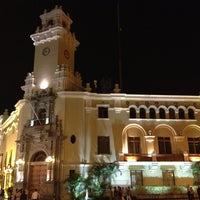 Photo taken at Municipalidad de Miraflores by Arika A. on 2/14/2013