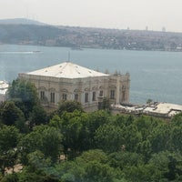 Photo taken at Swissôtel The Bosphorus, Istanbul by UGUR CAN S. on 6/16/2013
