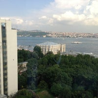 Photo taken at Swissôtel The Bosphorus, Istanbul by UGUR CAN S. on 6/15/2013