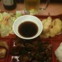 Photo taken at Gogo Sushi by Rick M. on 12/8/2012