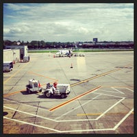 Photo taken at Concourse D by Jeffrey H. on 9/8/2013