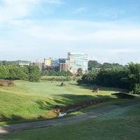 Photo taken at Sentul Highlands Golf Club by IA A. on 1/14/2016
