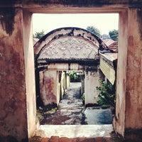 Photo taken at Taman Sari Water Castle by Advina R. on 4/26/2013