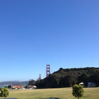 Photo taken at Cavallo Point Lodge by Wendy L. on 6/13/2013