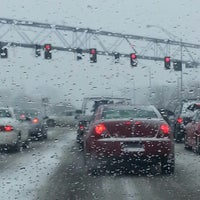 Photo taken at 90th & W Dodge Rd by Krystal P. on 2/21/2013