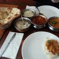 Photo taken at Seva Indian Cuisine by JayJae H. on 9/14/2013