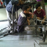 Photo taken at Faculty of Mechanical Engineering by Amer A. on 6/13/2013