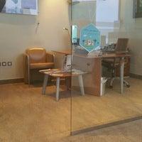 Photo taken at saudi fransi bank by Dr.Eman A. on 4/25/2016