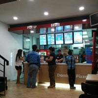 Photo taken at Domino's Pizza by Alponso P. on 1/14/2014