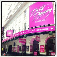 Photo taken at Piccadilly Theatre by Rowena U. on 8/17/2013