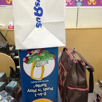 """Photo taken at Toys""""R""""Us / Babies""""R""""Us by Volkan O. on 3/17/2013"""