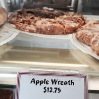 Photo taken at Virginia Bakery by Ira S. on 4/28/2015