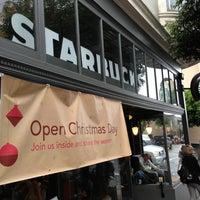 Photo taken at Starbucks by Ira S. on 12/21/2012